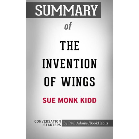 the invention of wings ebook