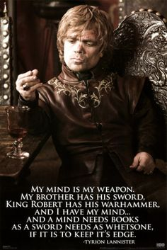 the wit and wisdom of tyrion lannister epub