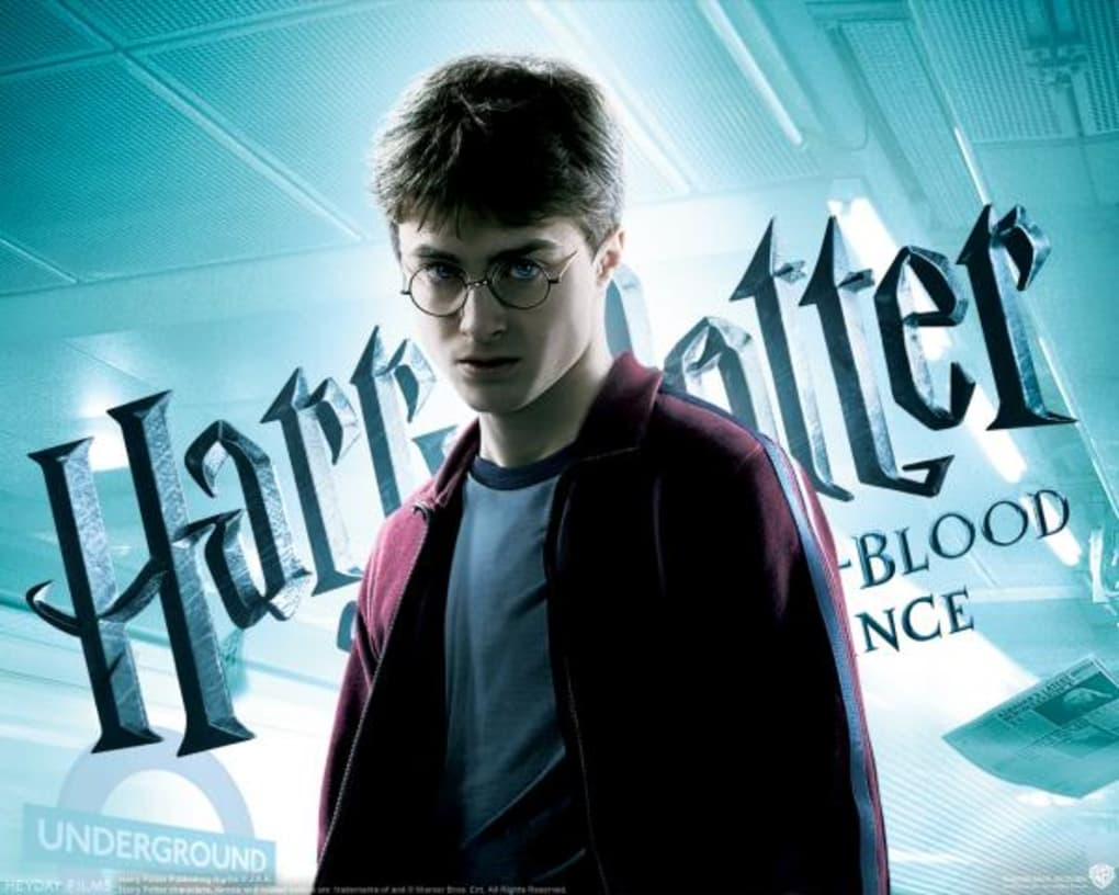 harry potter and the half blood prince ebook download