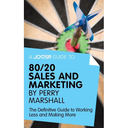 80 20 sales and marketing free ebook