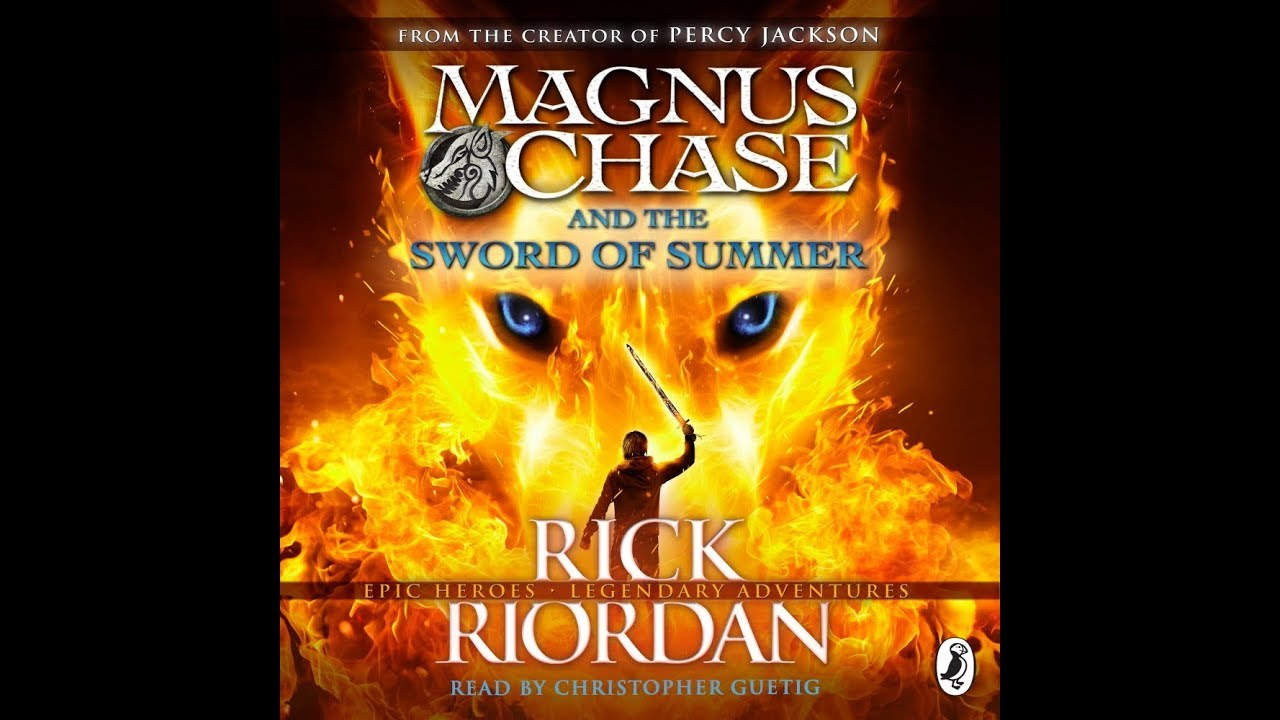 ebooks online free magnus chase the sword of summer