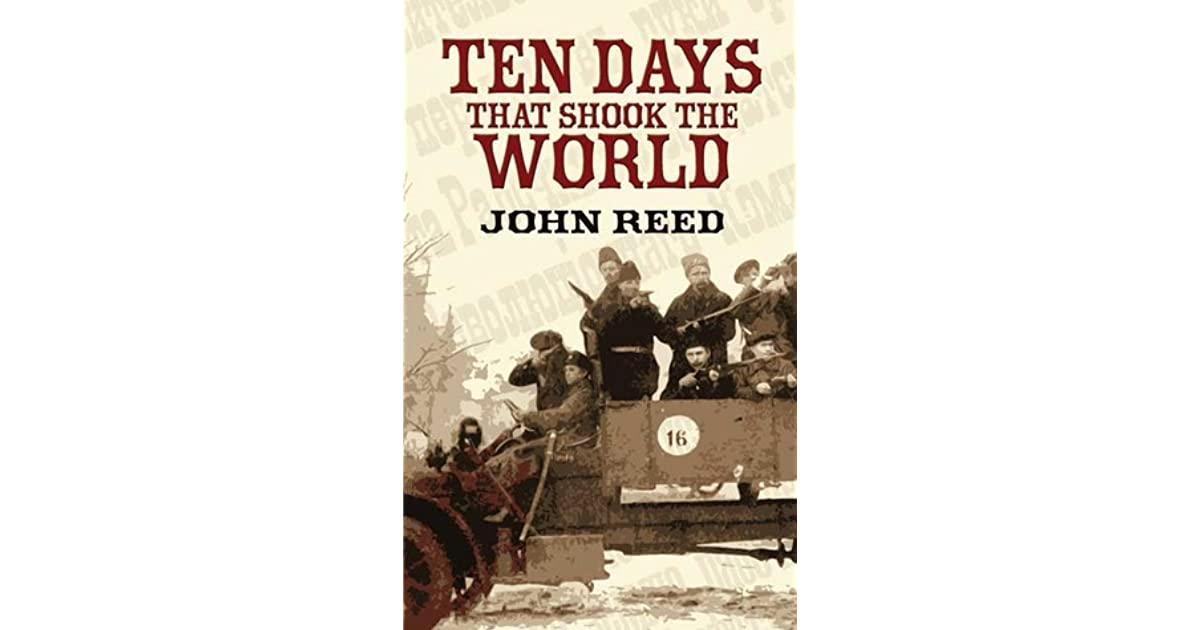ten days that shook the world epub
