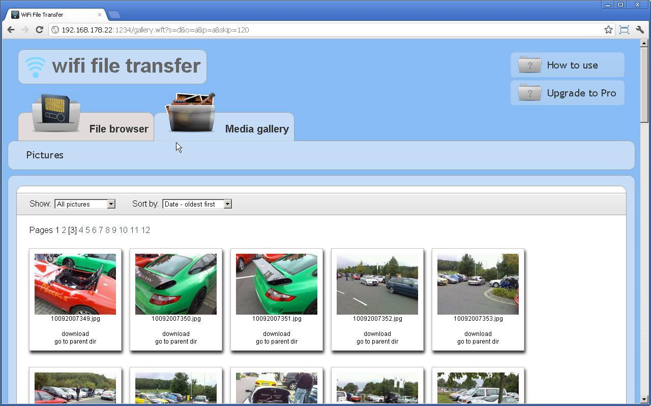 file transfer apps for android and ebooks