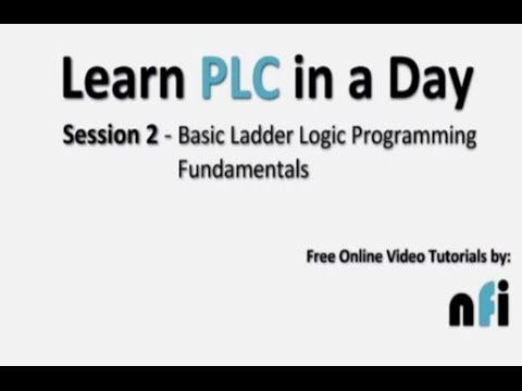 plc programming ladder logic ebook
