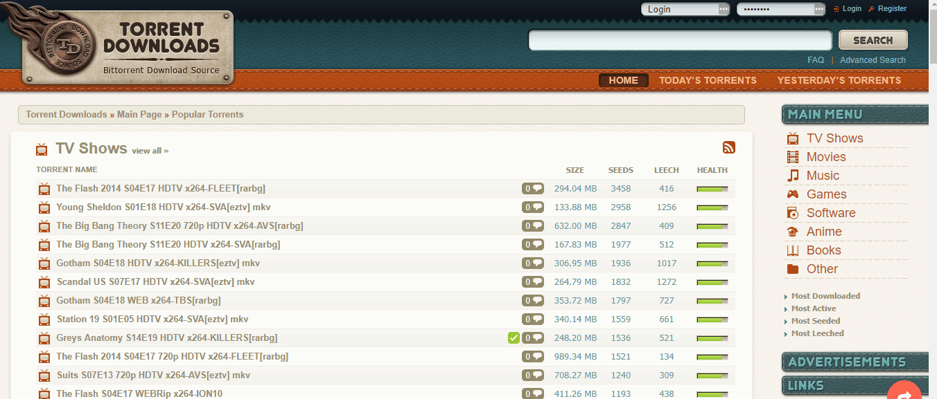 best torrent site for epubs