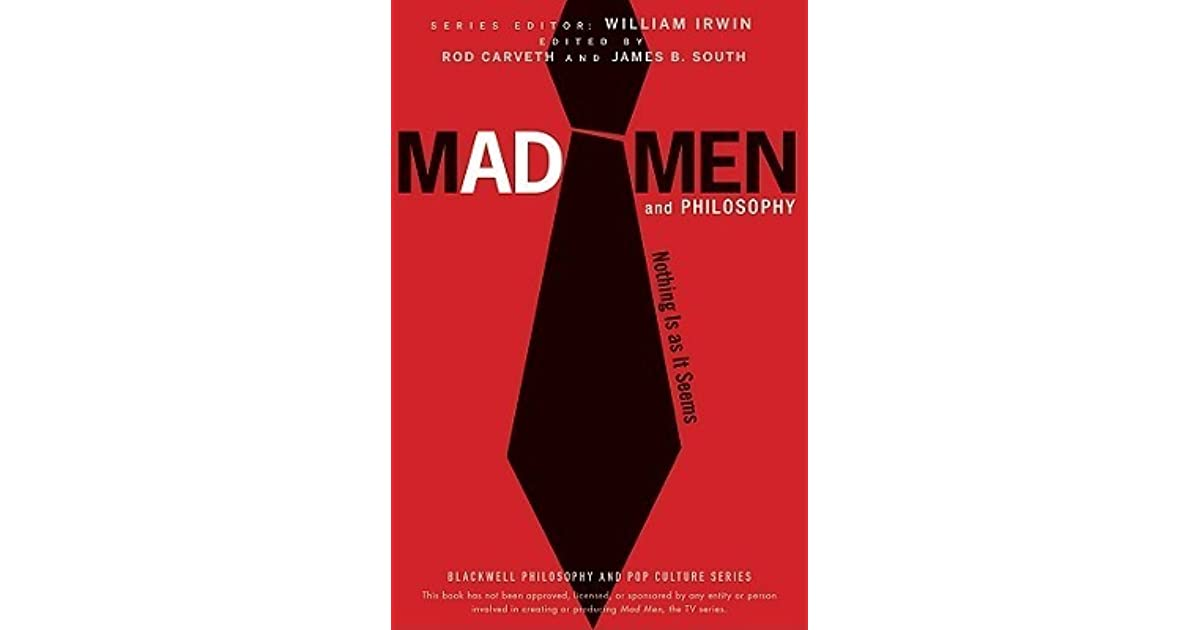 mad men and philosophy ebook