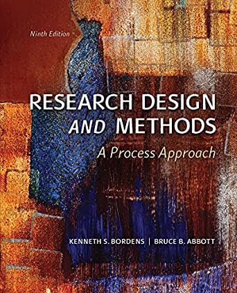 research design and methods a process approach ebook
