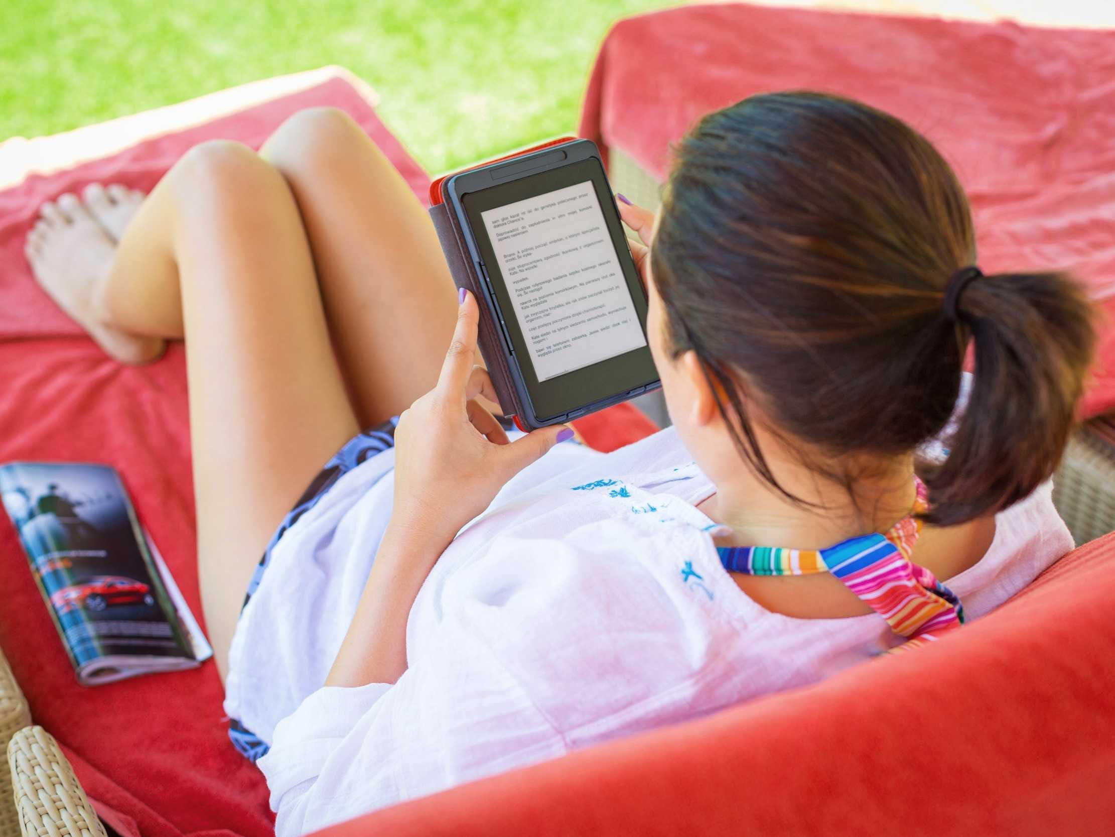 what to use for kindle to use library ebooks